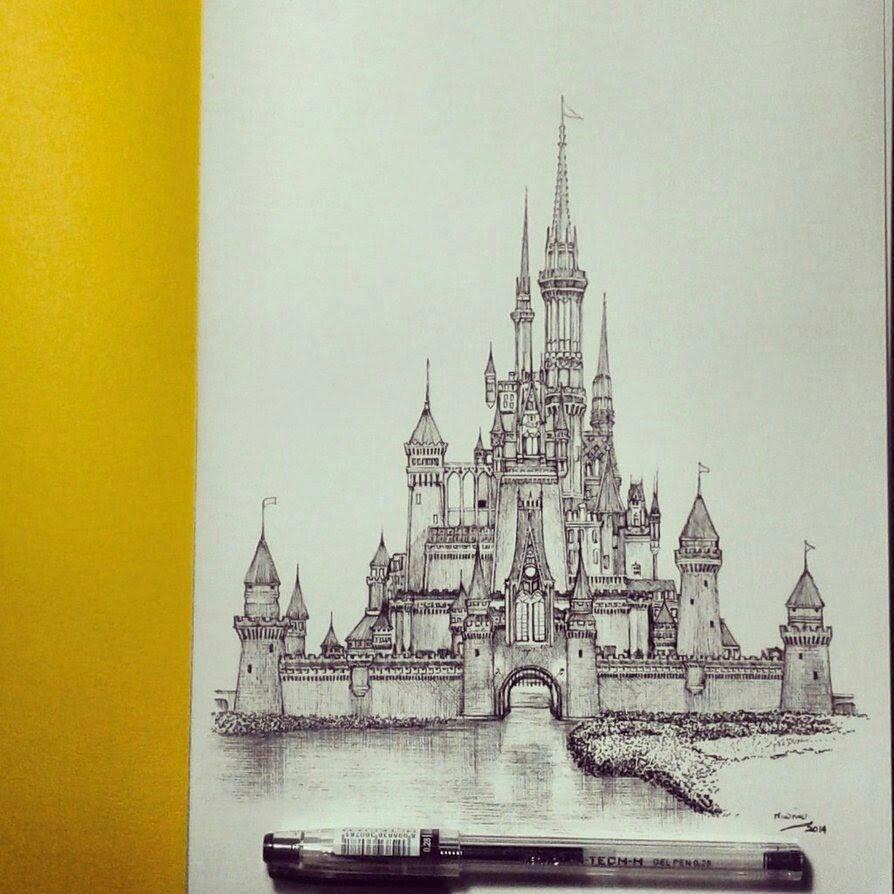 Pin Von Karen Gonzalez Auf Ceramics And 3d Art Ideas Disney Zeichnen Disney Zeichnungen Disney Schloss