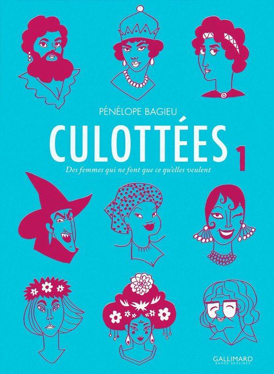 Culottees De Penelope Bagieu 2 Tomes Penelope Bagieu Penelope Livre