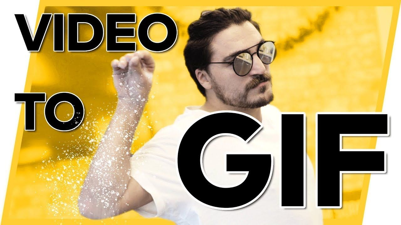 Convert video to gif in a few easy steps learn how to