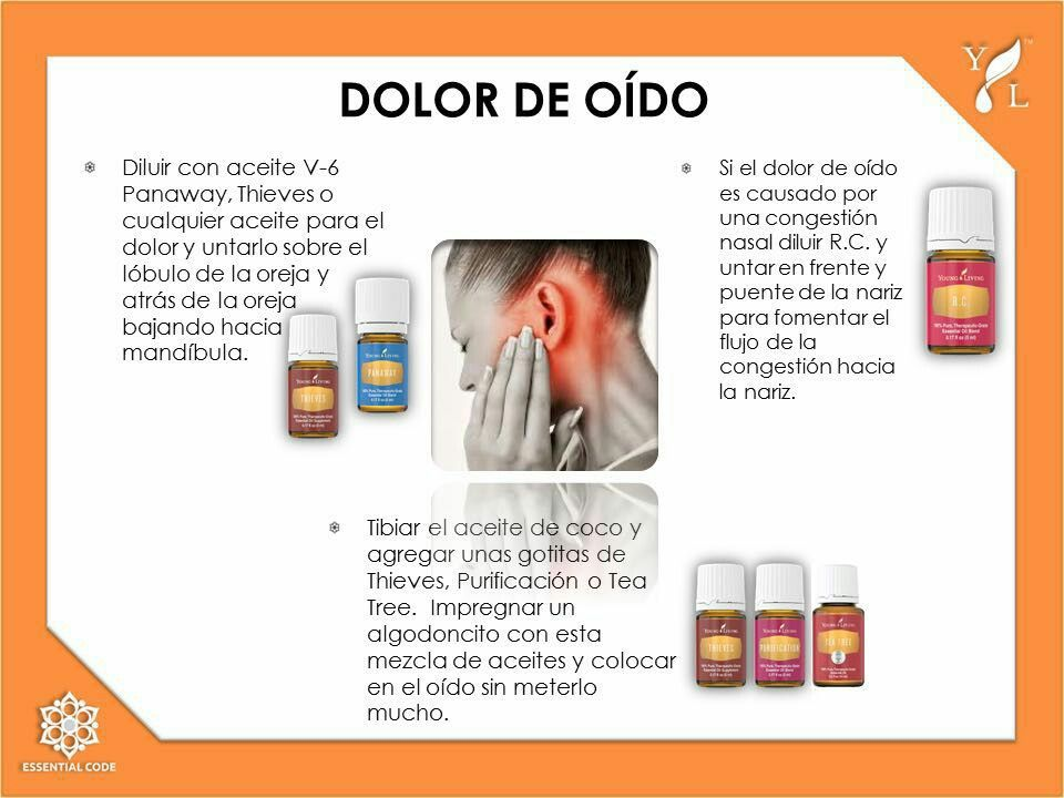 Dolor de cabeza dolor de oído obstrucción nasal dolor de garganta