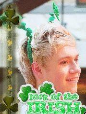 Niall IRISH!!!!!! Love him