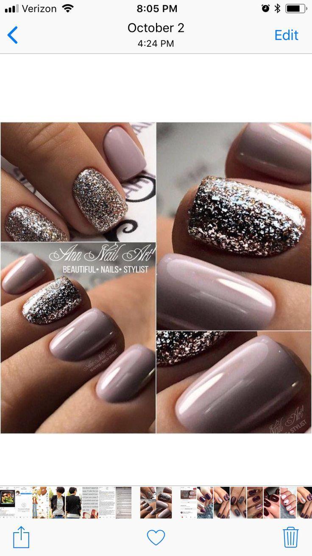yuliyakasaraba   Nails   Pinterest   Make up, Nail nail and Hair make up
