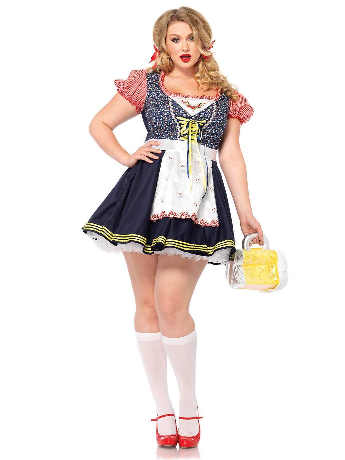 a205a2709bcc3 Oktoberfest Inga Beer Girl Plus Size Costume