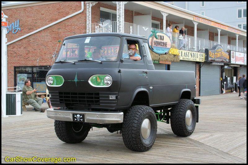 vm_odonnell 1963 Ford Econoline E150 Passenger