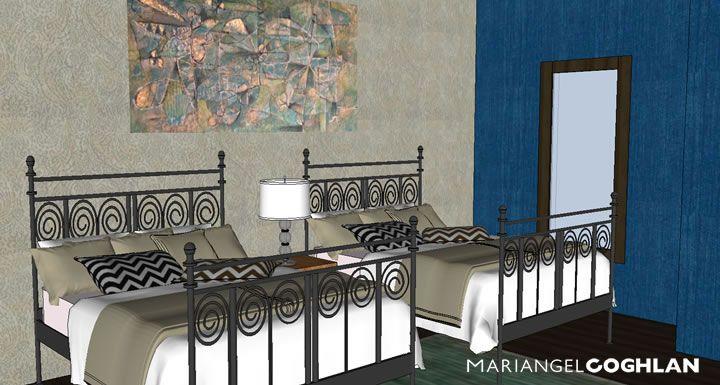 The Woodlands Texas Interior Design Mariangel Coghlan14