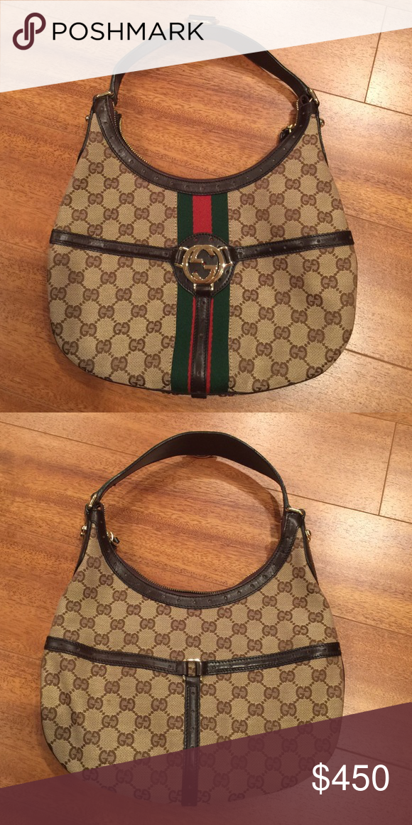 Authentic Gucci hobo bag Authentic Gucci hobo bag Gucci Bags Hobos