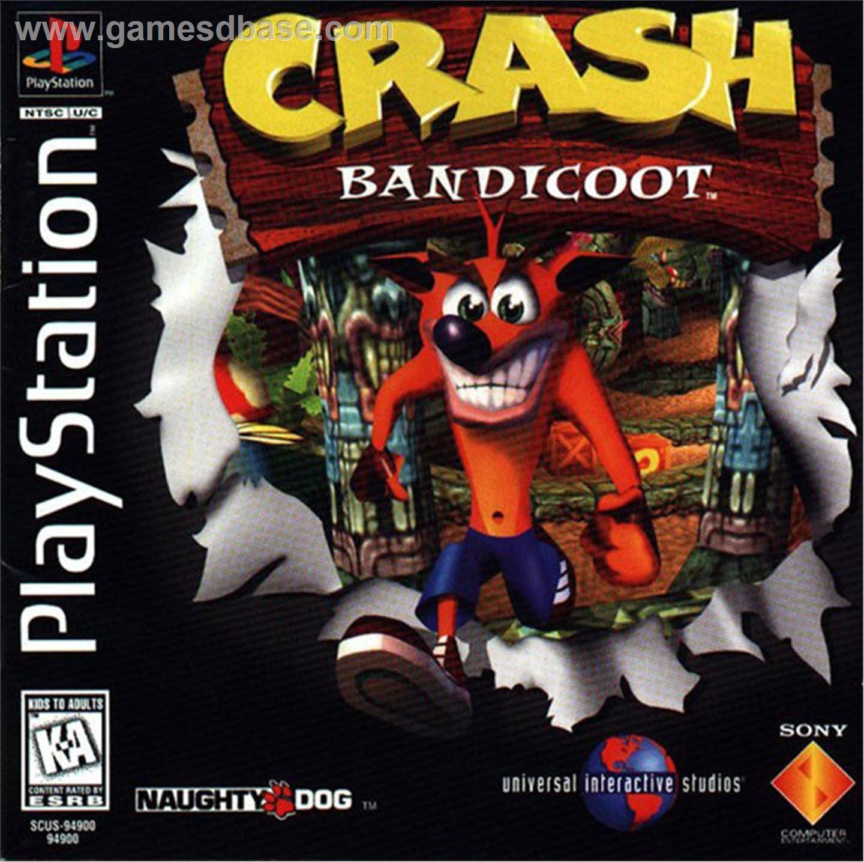 Crash Bandicoot Playstation Crash Bandicoot Crash Bandicoot