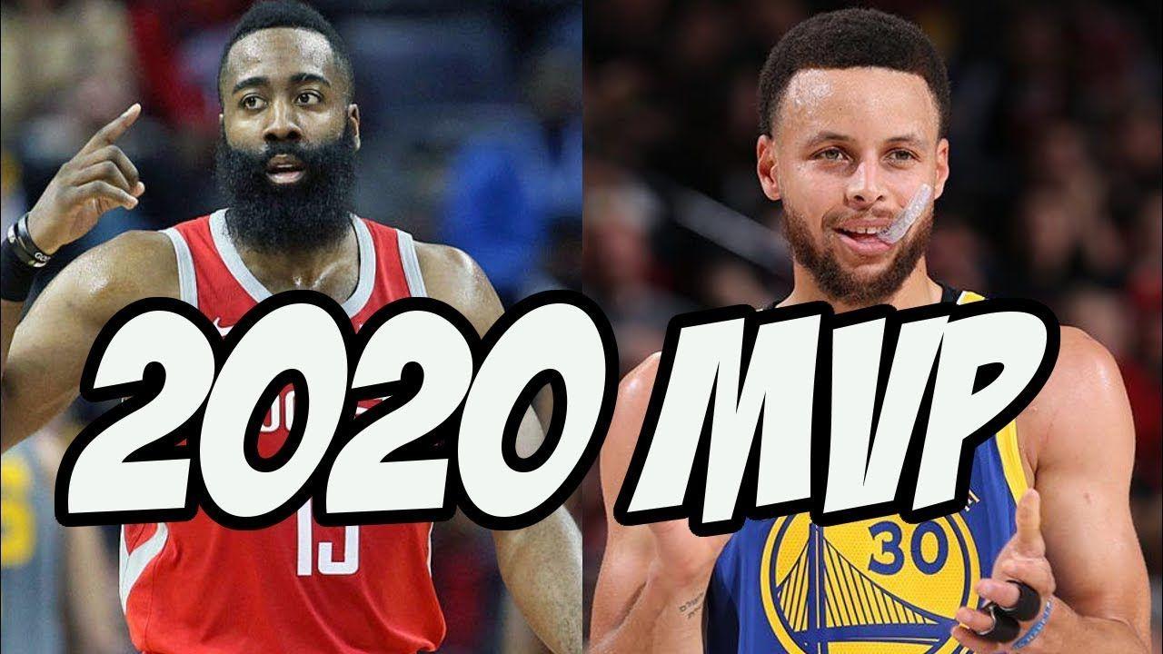 2020 NBA MVP Prediction (With images) Nba mvp
