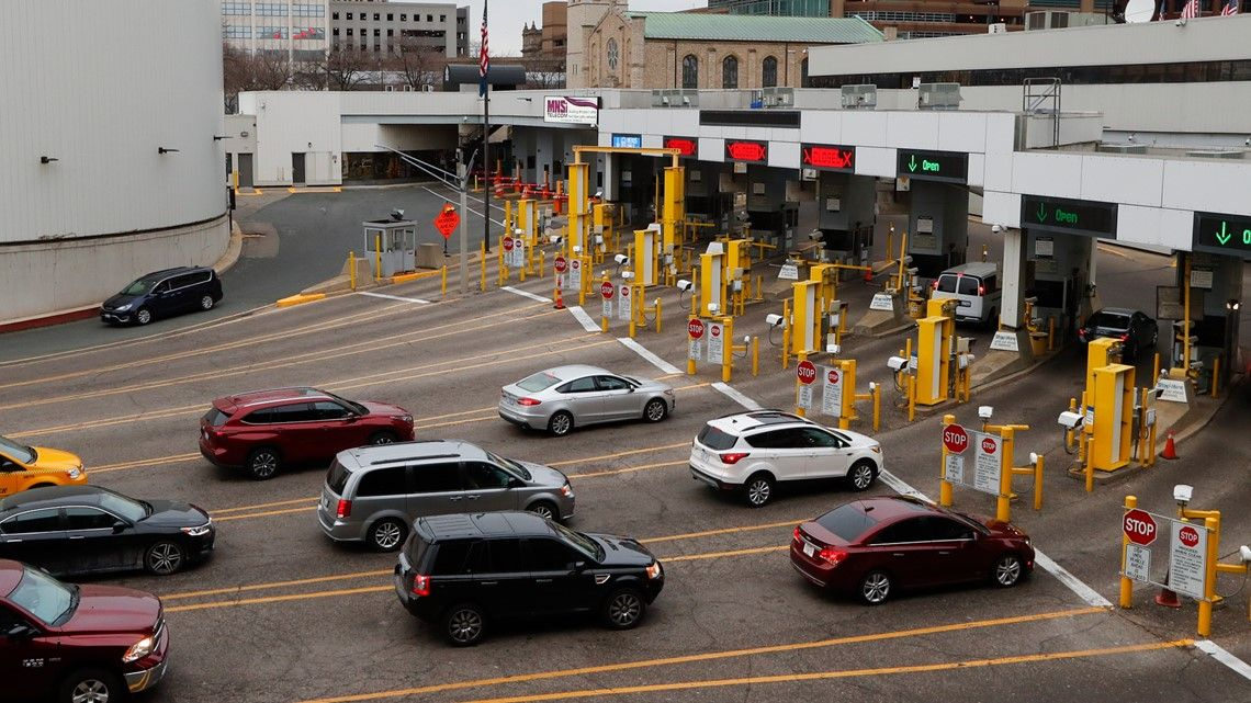 US, Canada to temporarily close shared border to