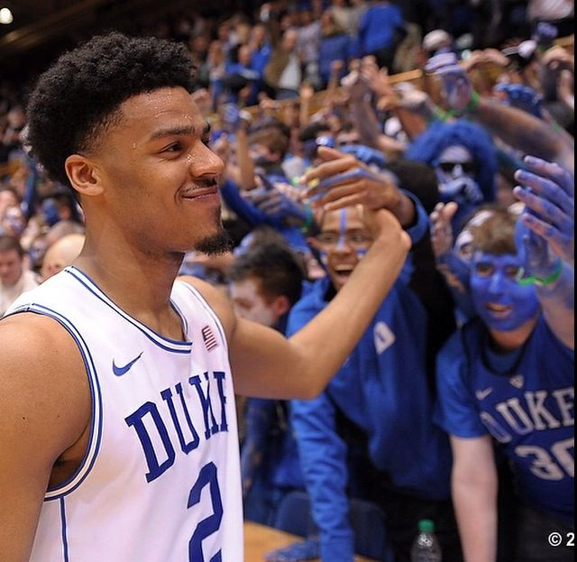 Quinn Cook The Captain Our Senior Leader Perseverance At Its Best That Night Cameron Krazies Duke Basketball Mens Haircuts Fade Duke Blue Devils