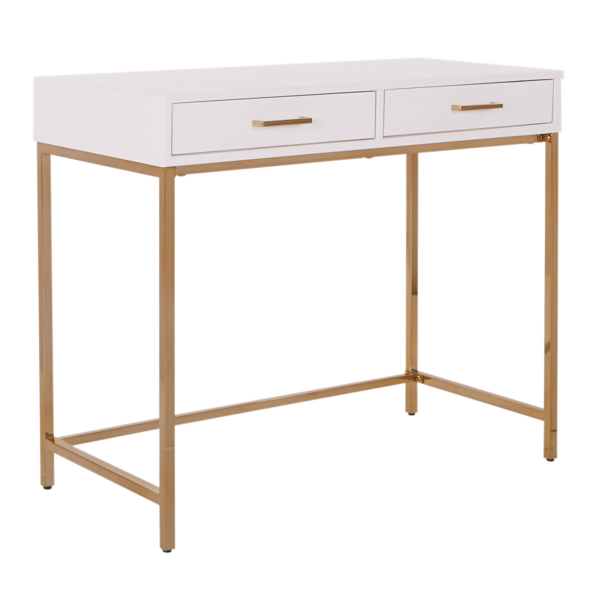 Alios Desk Walmart Com In 2020 Wood Writing Desk Chic Workspace Stylish Desk