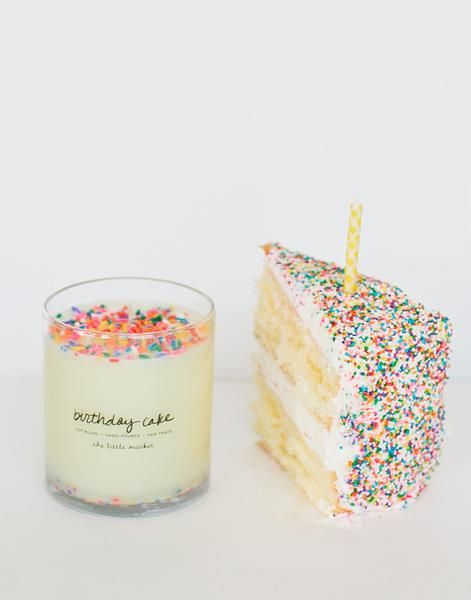 No Better Way To Say Happy Birthday Than With The Cake Candle