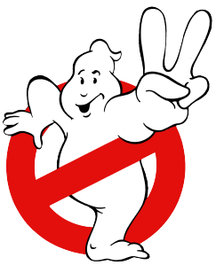 The Time I Was In Ghostbusters 2 Ghostbusters Ghost Busters Ghostbusters Logo