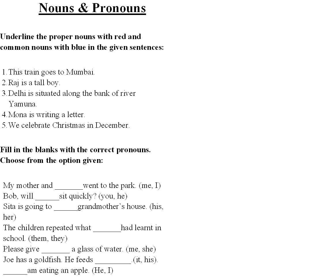 Worksheets Grade 4 English Worksheets image result for english worksheets class 1 pdf homework pdf