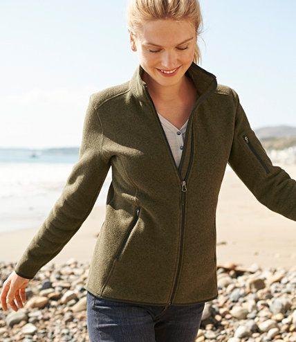 Women s Bean s Sweater Fleece Jacket at L.L.Bean  7ae795cc3
