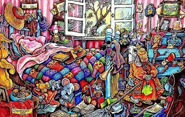 Art of Sherry Dole
