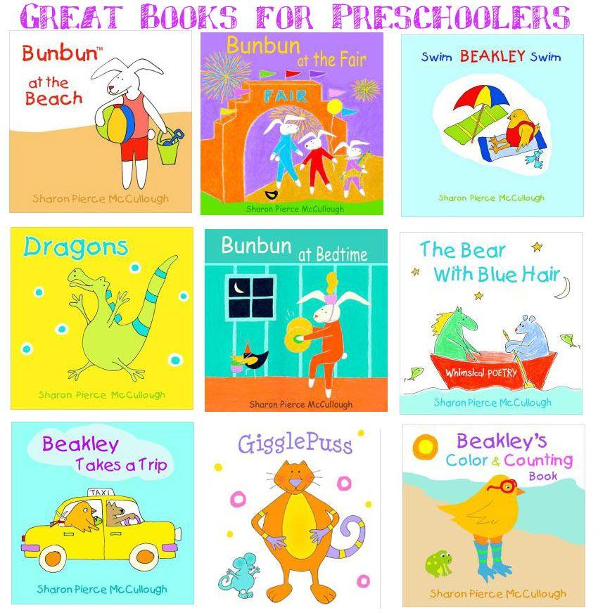 how to write a preschool story book
