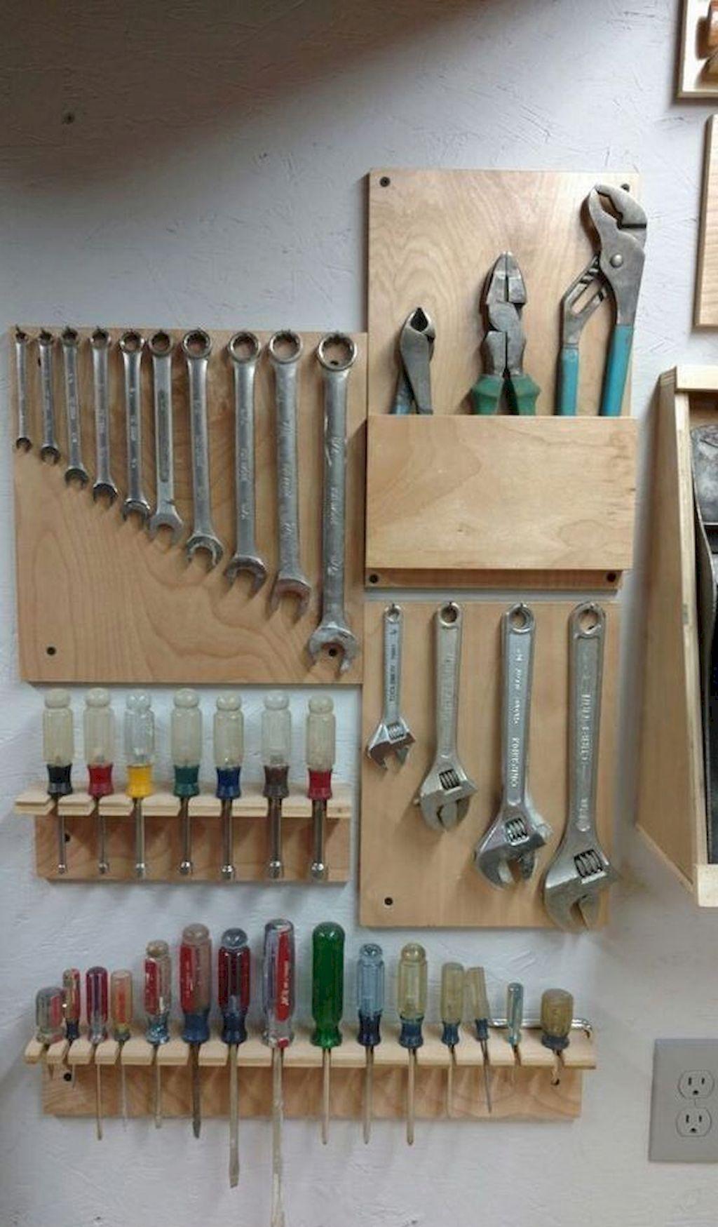 55 Clever Garage Organization Ideas
