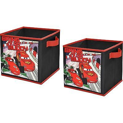 CARS CHARACTER /& DISNEY STORAGE CHOOSE FROM CHILDRENS WOODEN TOY BOX BEDROOM