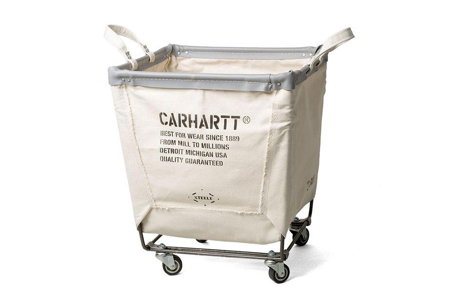 Carhartt X Steele Canvas Laundry Cart In 2020 Laundry Cart