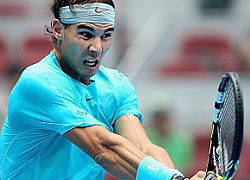 Nadal back to No. 1