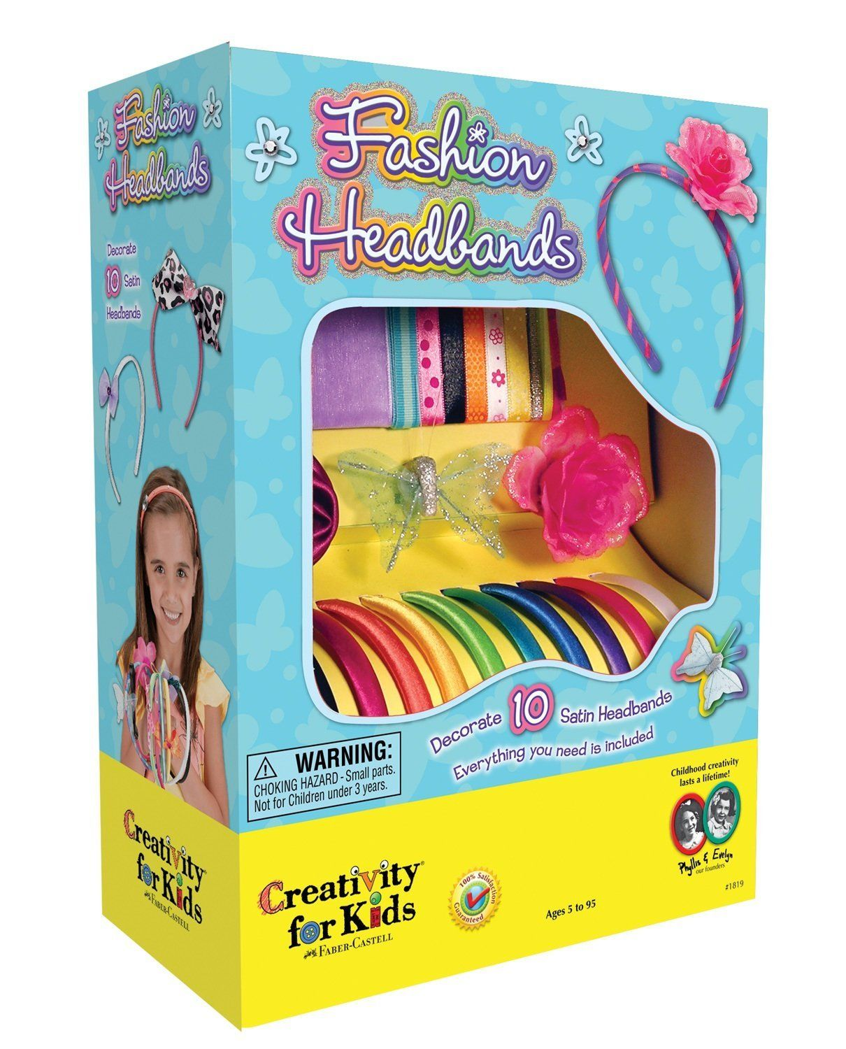 Best Gifts for 6 Year Old Girls in 2017 | Headband crafts ...