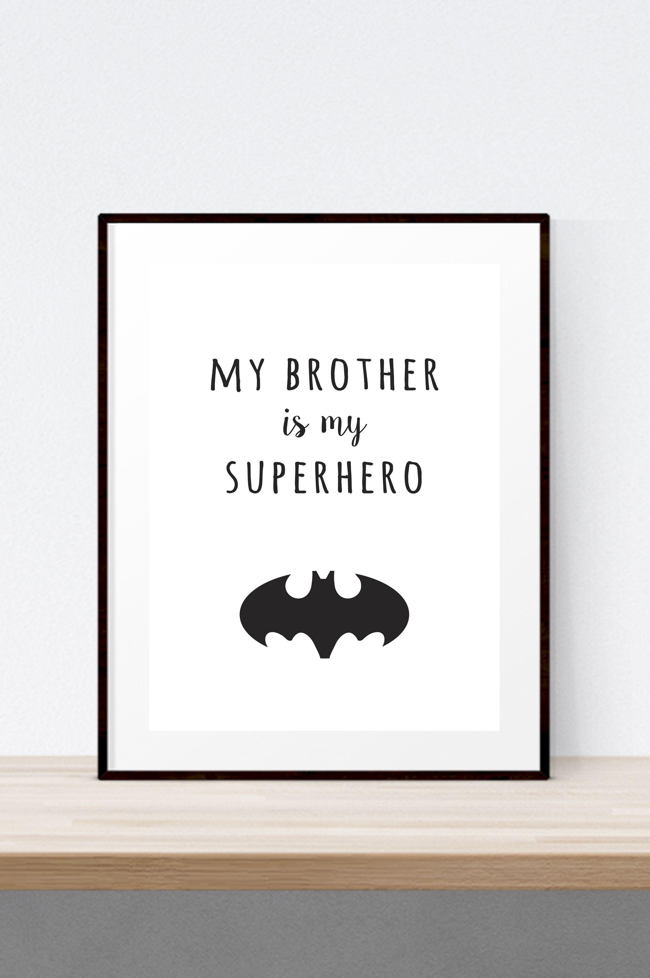Kids Boys Superheroes Disguise White Art Print Framed Poster Wall Decor 12X16