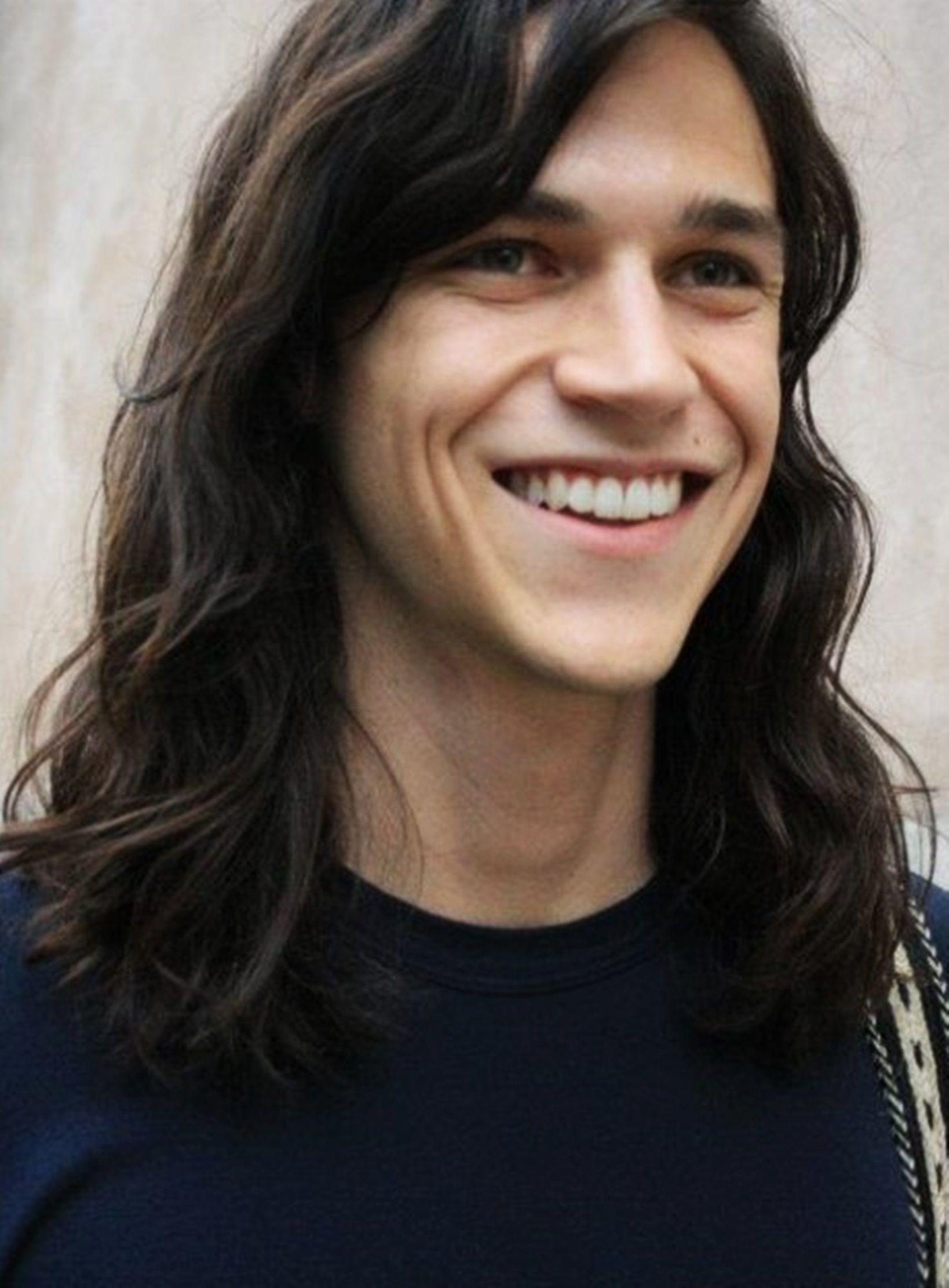 Miles McMillan  Guys Long Hair   Pinterest  Miles mcmillan