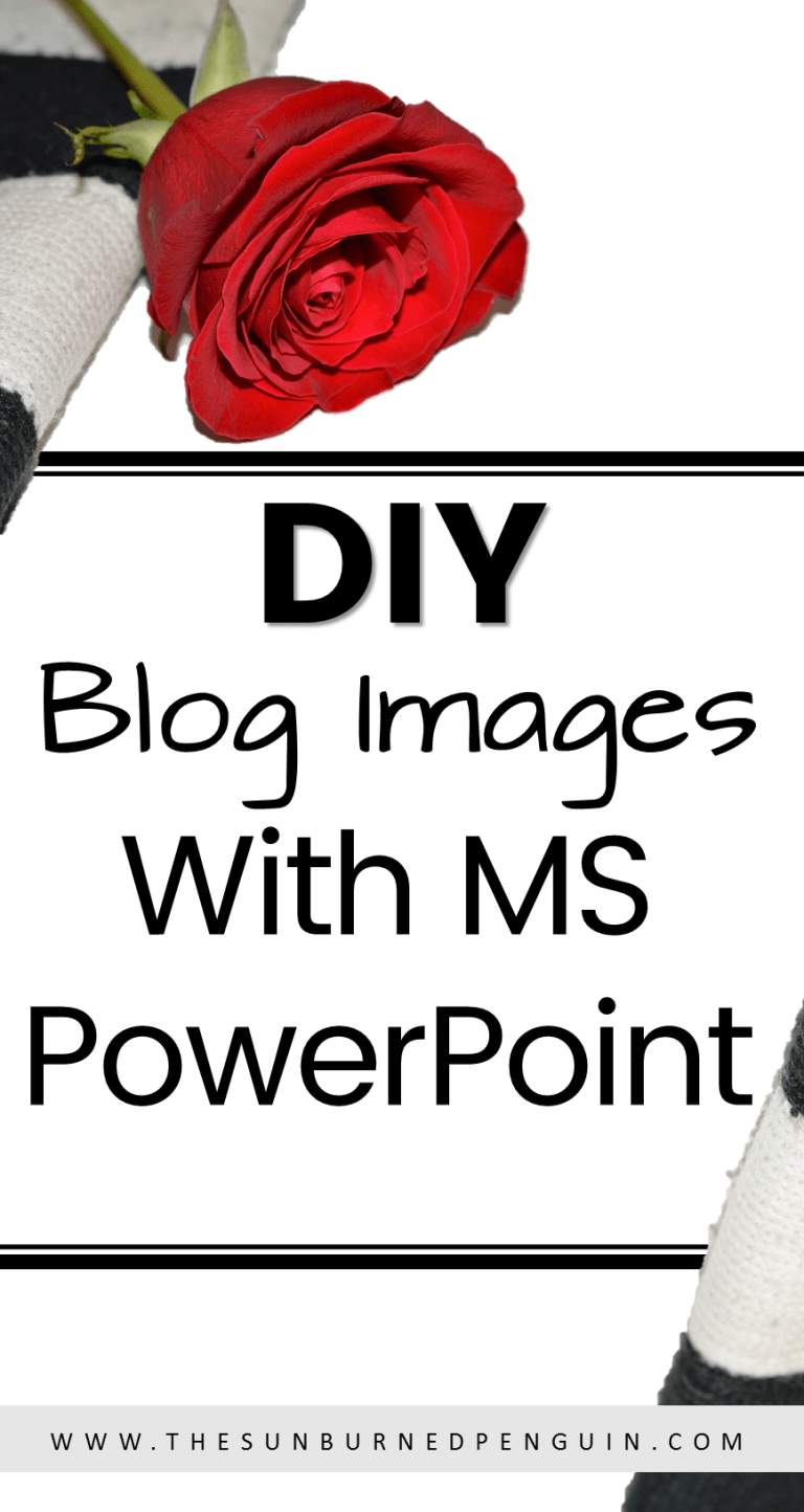 DIY Blog Images with MS PowerPoint