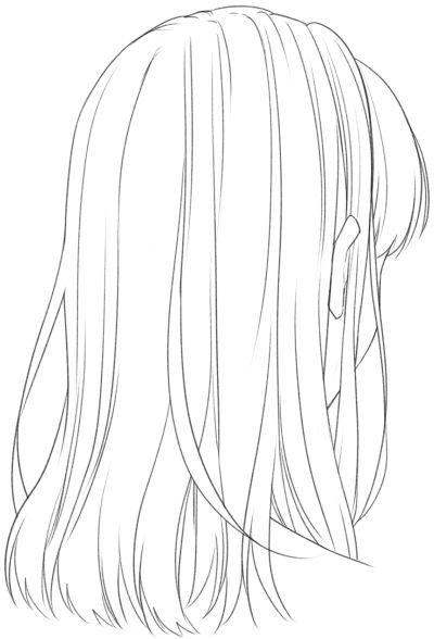 キャラクターの個性や特徴を表現するために 髪の毛は欠かすことのできないパーツです たとえいい表情が描けても 髪がうまく描けないとキャラクターの魅力は引き立ちません 今回は 男女それぞれの基本的な髪の描き方を 前側 後ろ側に分けて詳しい手順とともに紹介し
