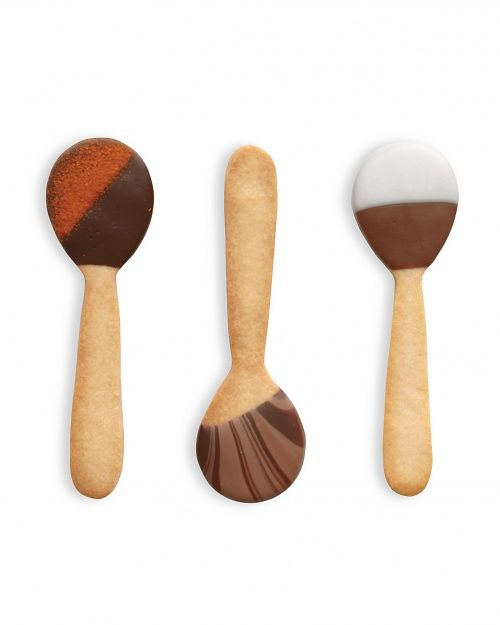 Cookie Spoons for coffee - Martha Stewart Weddings