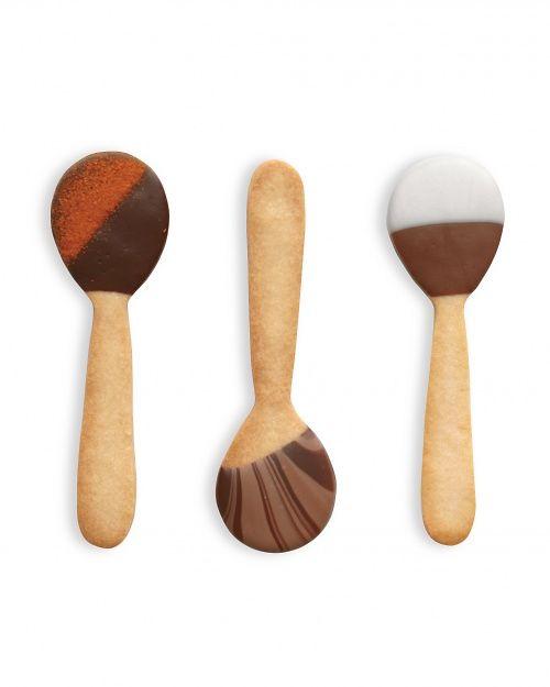 Cookie Spoons for coffee - Martha Stewart Weddings