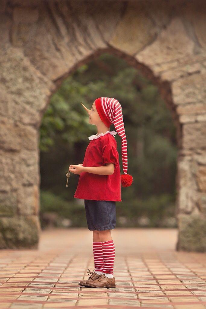 Буратино. Карнавальный костюм для детей, сказочный ...