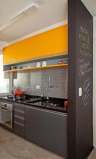 Cocinas Modernas [+71 Diseños En Tendencia] 😍 | Pinterest ...