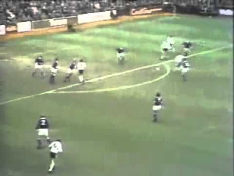 Goal of the season - 1973/74 Alan Mullery Fulham v Leicester