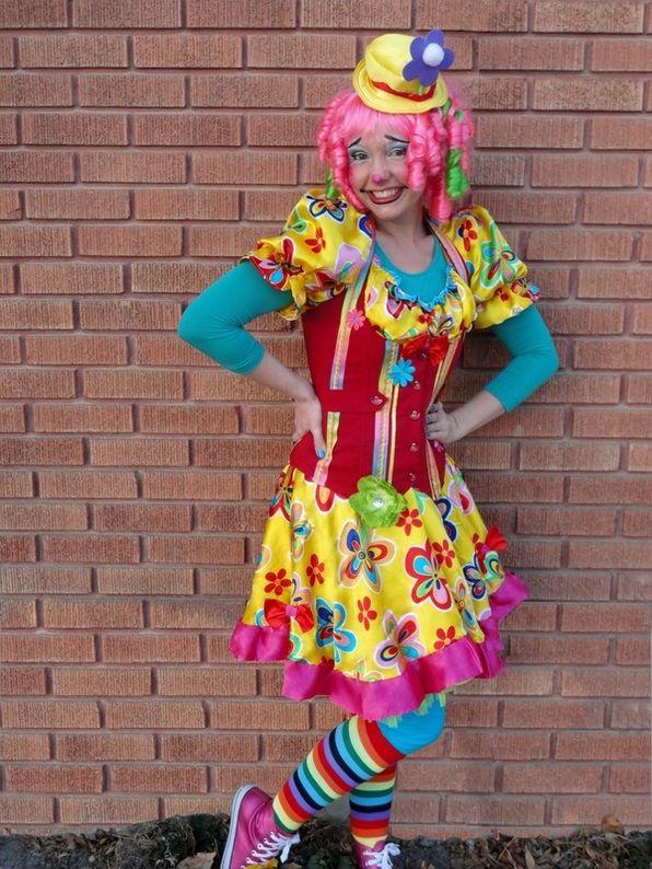 Kit Kat The Clown Girl La Payasita Kit Kat Payasitas