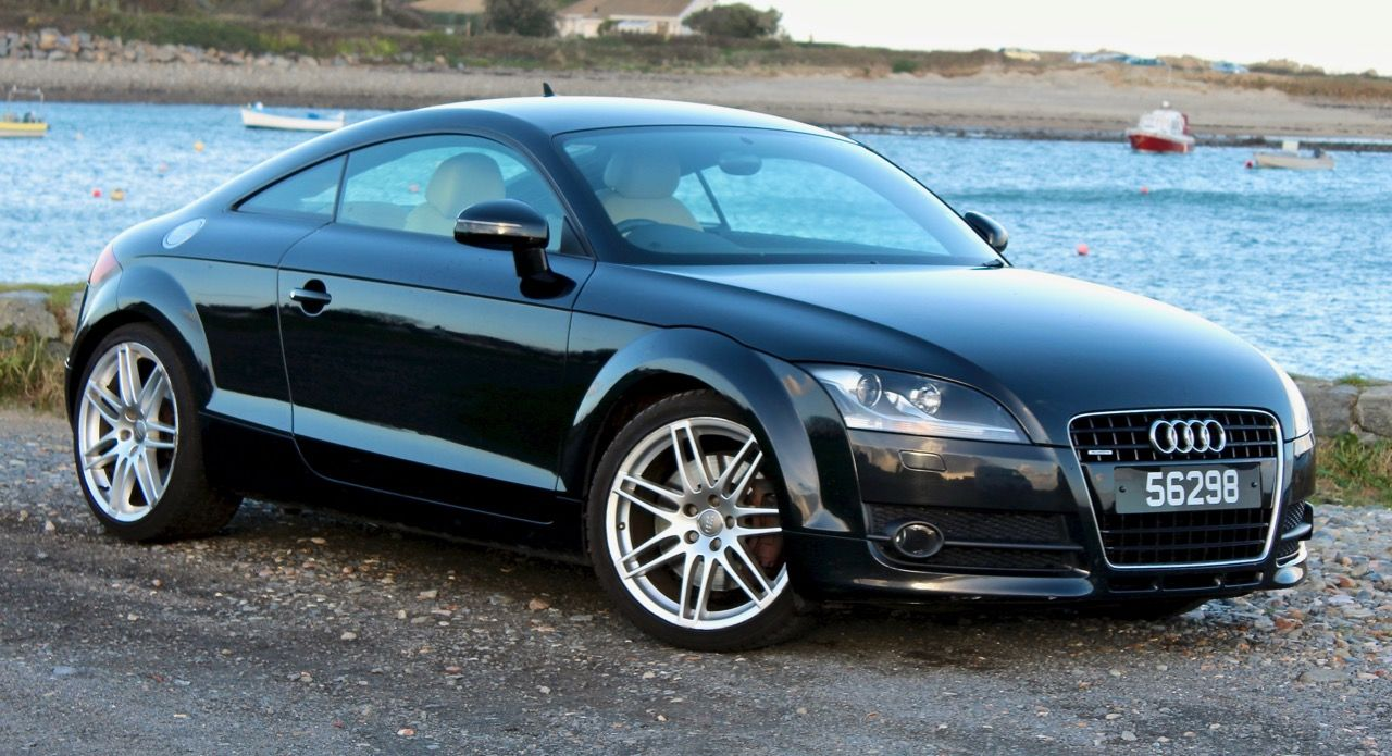 Dsg audi tt coupe how to make money buying and selling