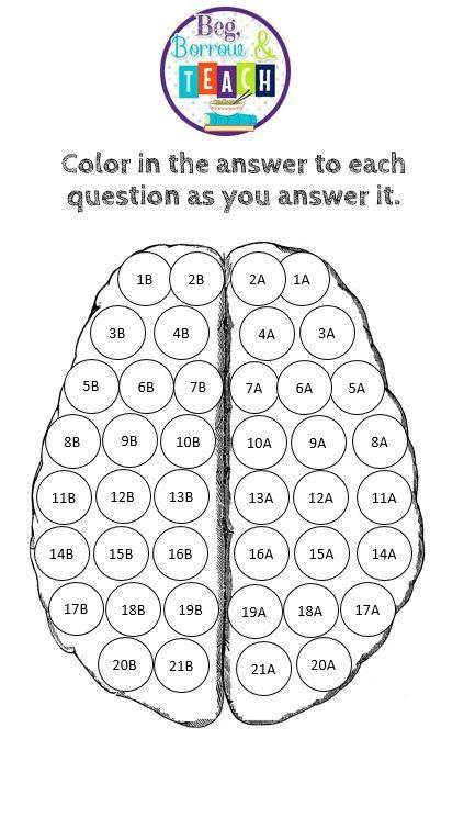 Beg, Borrow, and Teach!: Growth Mindset Activity: Learning