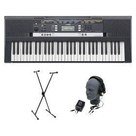 Yamaha PSR-E243 Electric Keyboard Premium Pack : Target