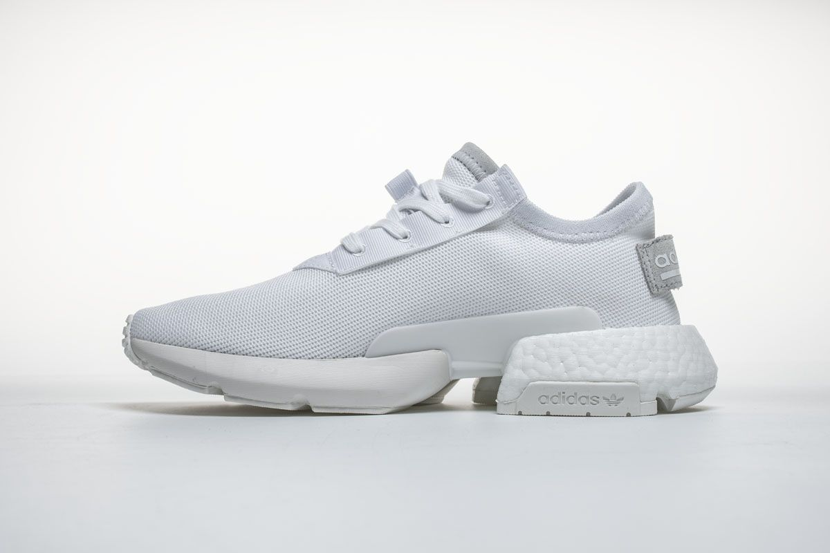 Adidas POD S3 1 Boost B37452 Triple White Shoes2 | Adidas