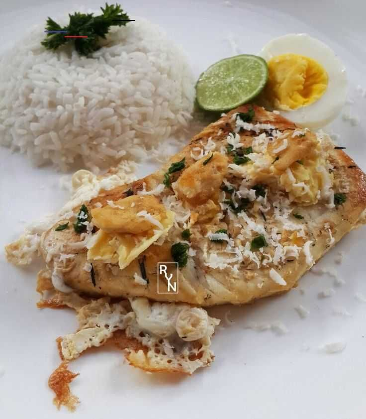 Marlin fish steak by Ririn 🐟 #rynyulian #portofolio #photography #ryn #food #delicious #deliciousfood #kuliner #indonesia #indonesianfood #instafood #foodpict #instafoodapp #chef #cheftable #fresh  #foodie #foodism #indonesian #foodporn #foodpic #foodphoto #foodstagram #foodphotography #foodphotographer #foodism #foodstylish #bangka #seafood #marlin #fish #baked<br>