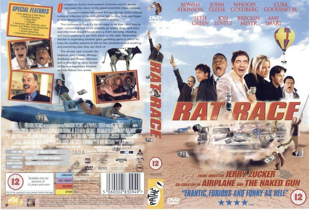 Rat Race 2001 WEBRip MP4 329Mb Rat race, Gooding