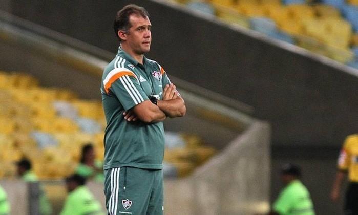 Pocket: Eduardo Baptista diz que Fluminense teve atitude no segundo tempo