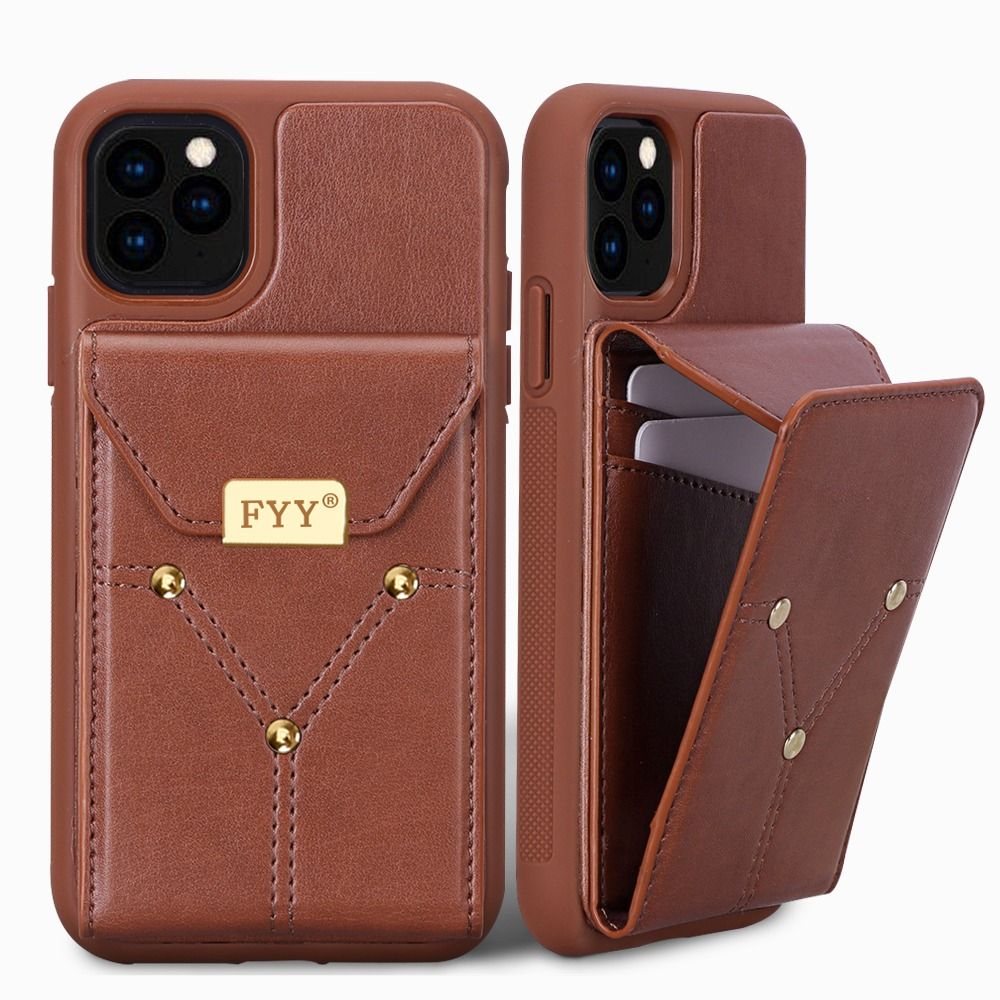Saffiano leather cover for iPhone 11 PRO MAX Prada