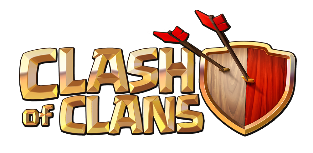 Clash of Clans Logo and Icons | Clash of Clans Land | Clash of clans hack,  Clash of clans logo, Clash of clans android