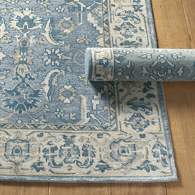 Decarlo Hand Knotted Rug 3 X 5