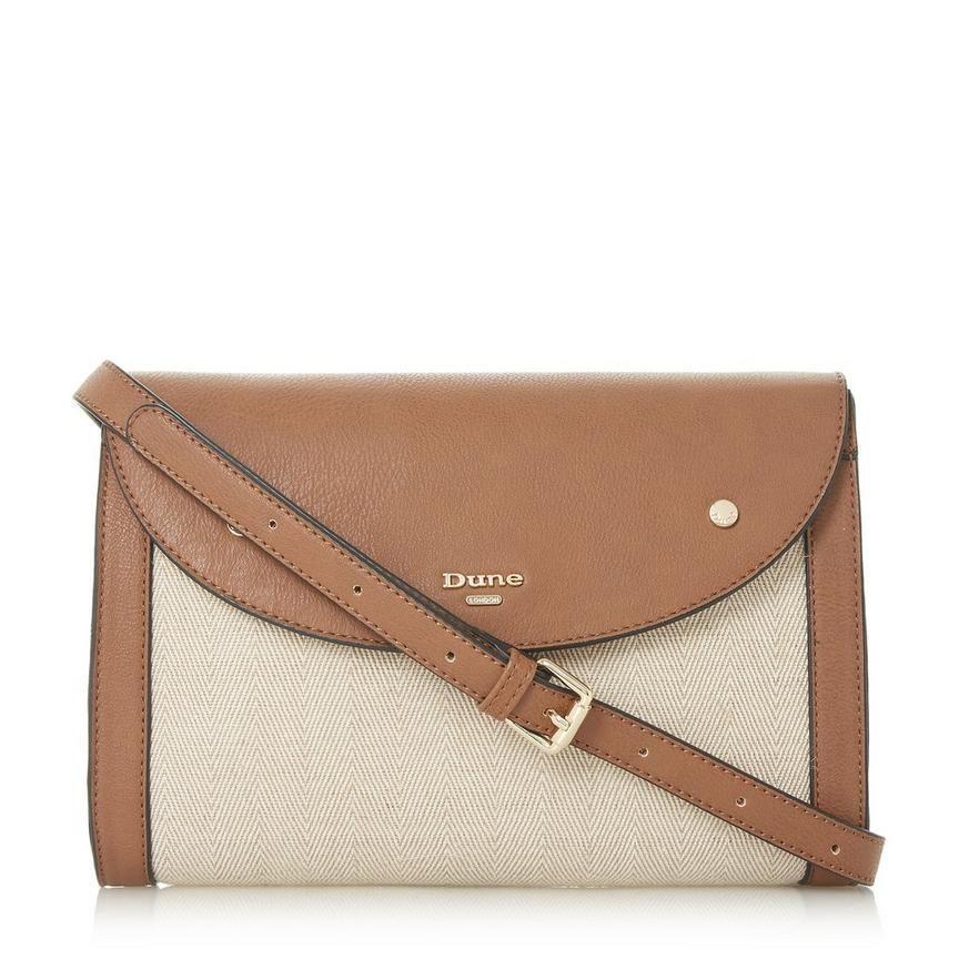 b7b139330ecdf ELDORA - Raffia Crossbody Bag - tan
