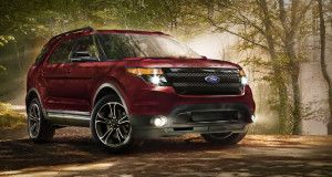 2015 Ford Explorer Incentives With Images Ford Explorer Ford