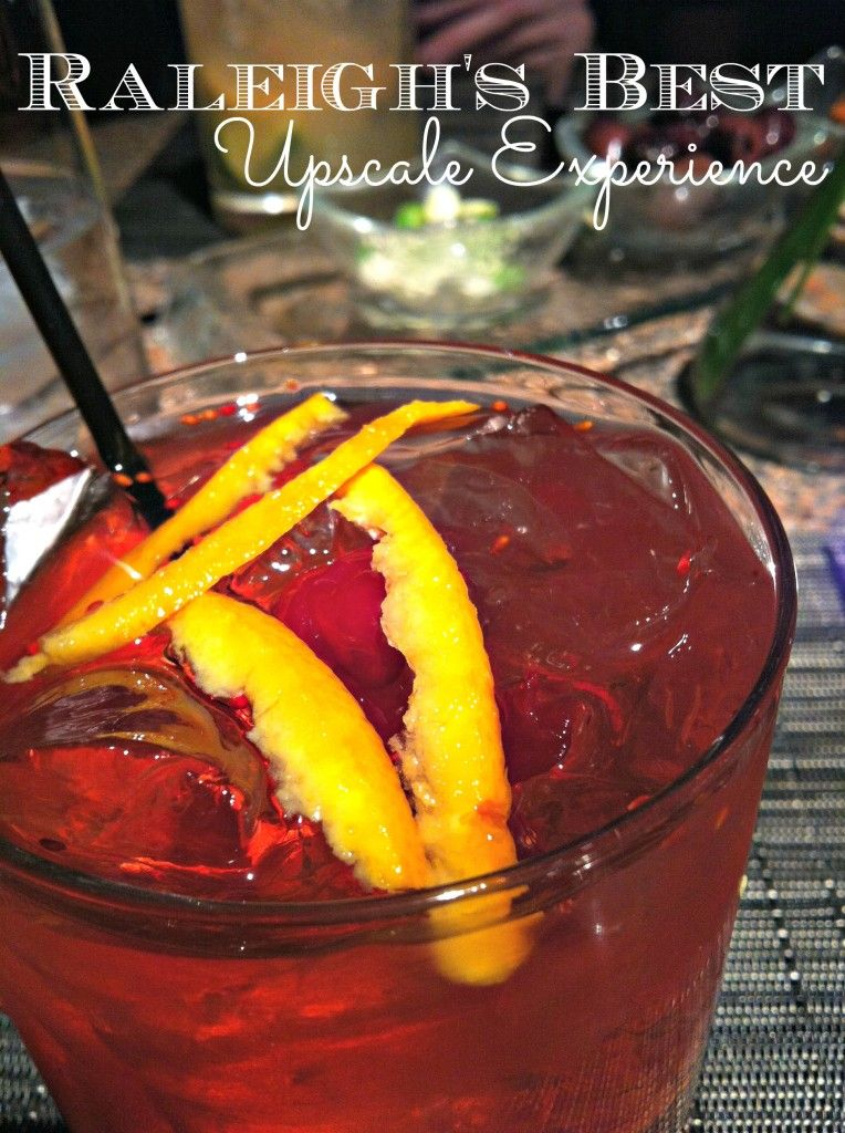 Raleigh, Nc - The Triangles Best Restaurants  Date Night -7358