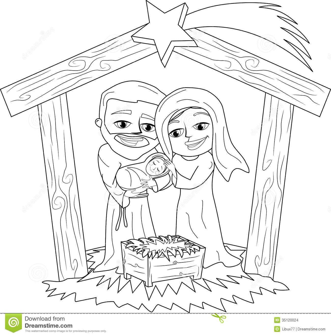 Me Aburre La Religion Navidad Colorear